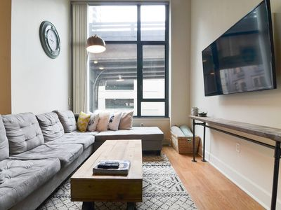 Photo for Comfy Cozy Pike Place Loft