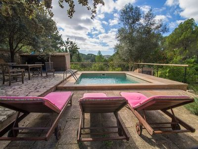 Photo for Villa Ines, in Mallorca, with private pool, 3 bedrooms, 6 sleeps
