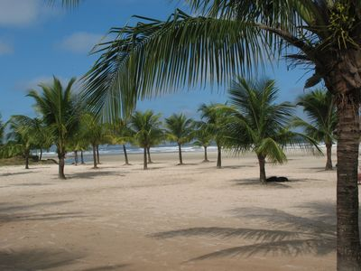 Photo for 2 Suites facing the sea, cond. Address of the beach, river for fishing, 12 people