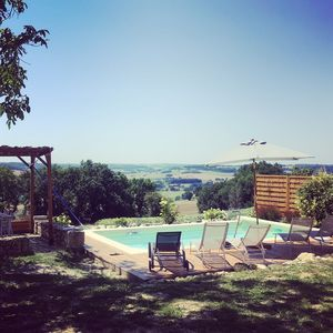 Photo for 2BR House Vacation Rental in Saint-Martin-de-Goyne, Occitanie