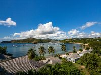 Fabulous location and views in Antigua