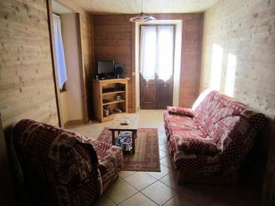 Photo for Apartment 5 pers. at the foot of Mont Blanc - 2 Rooms 5 people
