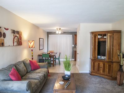 Photo for Attractive, Comfortable, Long term Stay Apt near Downtown and Medical Center