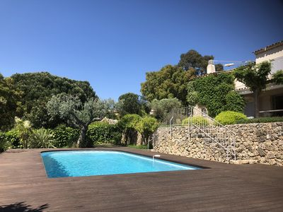 Photo for Superb villa of character close to Saint-Tropez