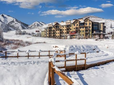 Photo for WYNDHAM PARK CITY RESORT for January 2020 Sundance Film Festival and/or Skiing