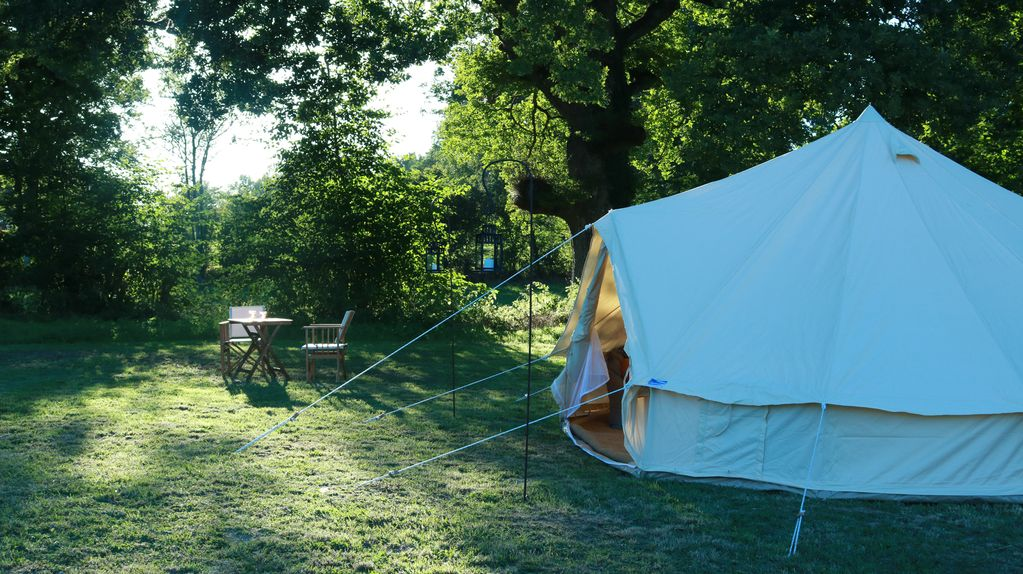 Property Image#12 Luxury Bell Tent Gl&ing in the heart of rural France : bell tent rentals - memphite.com