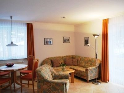 Photo for Apartment - Holiday home to the south beach / 250 m to the beach / 2 bedrooms