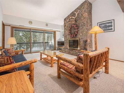 Photo for 2.5bd/2ba Whiteridge B 7: 2.5 BR / 2 BA condominiums in Teton Village, Sleeps 8