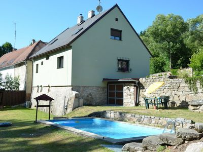 Photo for Former watermill on 2000 m of private land and pool