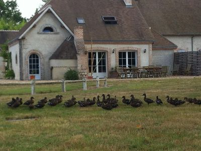 Photo for 4BR House Vacation Rental in Villeherviers, Centre-Val De Loire