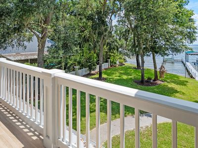 Photo for Stunning Coastal Style Bayfront Home w/Unmatched Bay Views, Private Boat Slip
