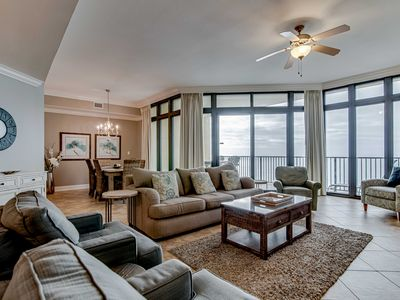 Photo for Absolutely Gorgeous & Gulf Front! Book Now before it Fills Up!