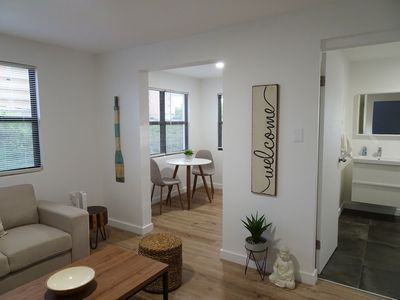 Photo for NEW PROPERTY!  Casablanca #2, apartment for 2. WiFi, A/C, SmartTV, near Boqueron