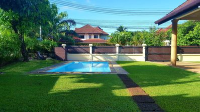 Photo for Phuket Island family pool home