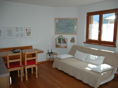 Photo for HOLIDAY HOUSE THE QUADRIFOGLIO A FALCADE - DOLOMITI