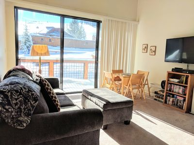Photo for Tahoe Donner Loft with Beautiful Mountain Views! Located on the Downhill Ski Area - Perfect for Summer Hiking! Free Parking and HOA Amenities.