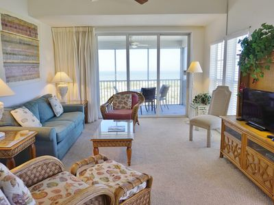 Photo for Family Friendly Villa with a Great View of the Beach and Gulf! C1222C