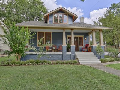 Classic 12 South Bungalow