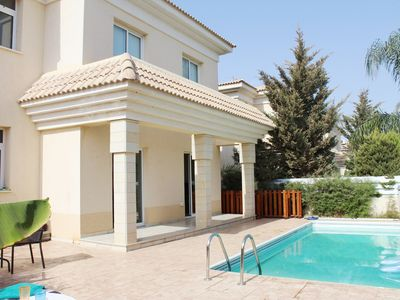 Photo for Beautiful villa near the sea in a very good location