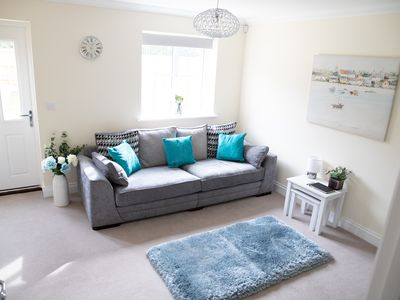 Photo for The Haven, beautiful home with parking in Holt