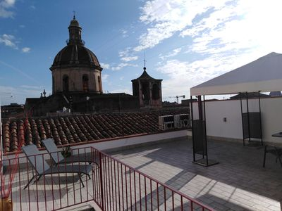 Photo for Manzoni Suite Home - Terrace Suite on the roofs