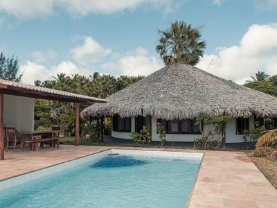 Photo for Villa Alegre - villa with private Pool near the beach