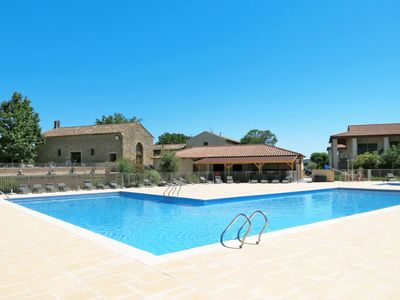 Photo for 3 bedroom Apartment, sleeps 8 in Azille with WiFi