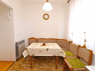 Photo for Apartment for 6 persons + extra bed and 3 bedrooms (ID 1654)