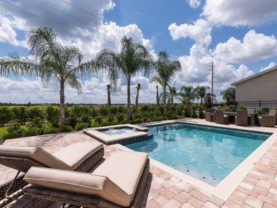 Photo for You have Found the Perfect 6 Bedroom Villa with Private Pool on Encore Resort at Reunion, Orlando Villa 1635