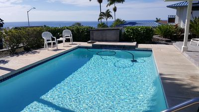 Photo for BEAUTIFUL OCEAN VIEW HOUSE W/ POOL- October15-22 Getaway special $99 night