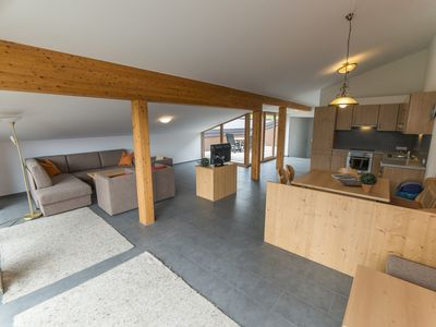 Photo for 8-person apartment in the holiday park Landal Chalet Matin - in the mountains/rolling countryside