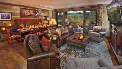 """Photo for One Steamboat Place: """"Sunshine Mountain"""" - 4BR - Luxury Condo"""
