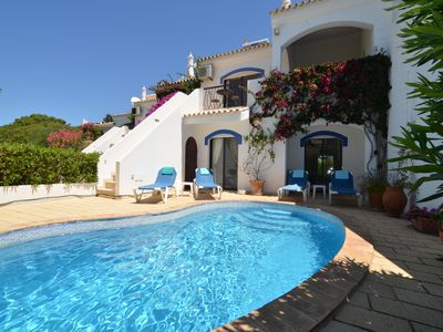 Photo for Two Bedroom Villa with Private Pool in Dunas Douradas - F275