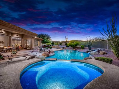 Photo for 4BR House Vacation Rental in Fountain Hills, Arizona