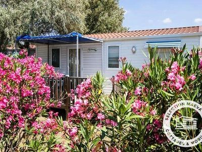 Photo for Camping Beau Rivage **** - Maeva Camping - Mobile Home 4 Rooms 6 People
