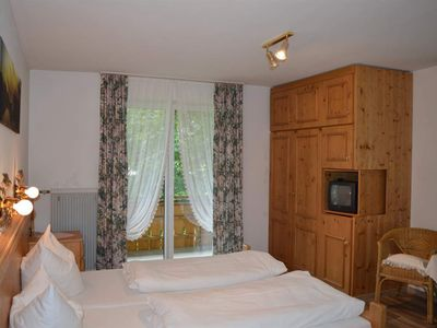 "Photo for Double room ""Westblick"" with balcony - Zi 5 - Haus-Garni Luggi Leitner"