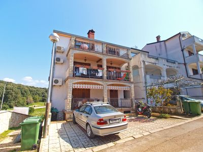 Photo for Holiday apartment Vrsar for 2 persons with 1 bedroom - Holiday apartment