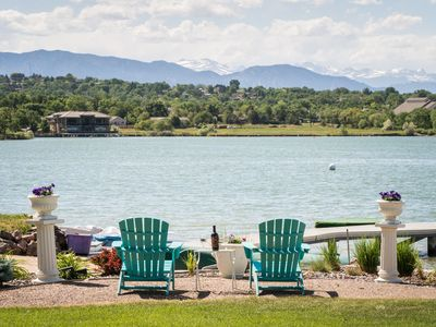 Photo for Lakeside Hideaway with Access to Downtown
