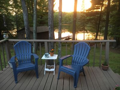 Photo for Newly renovated Northwoods Getaway!
