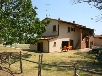 Photo for 4 bedroom Villa, sleeps 9 in Pozzo with Pool and WiFi