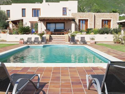 Photo for Detached villa,featuring private swimming pool and close to Ibiza Town