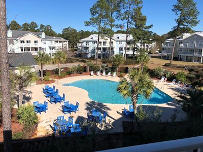 Photo for Poolside Golf Community Condo