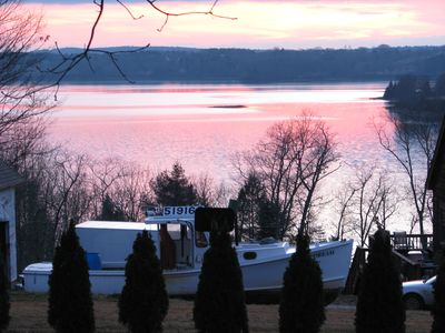 Photo for Historic home, water view, great neighbors, wonderful gathering place