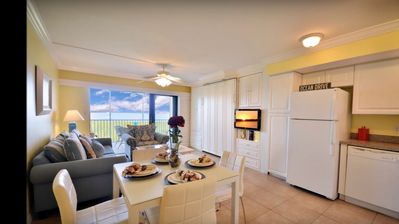 Photo for Panoramic Waterfront Views from Well Appointed South Seas Located Bayside Villa
