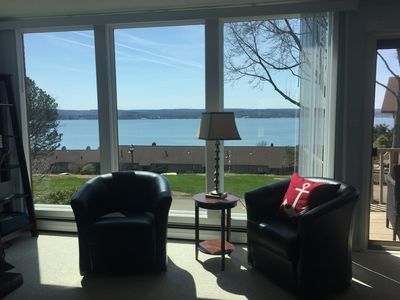 Photo for Lake Chautauqua 3 BR Condo in Premier Complex With Pool, Tennis, and Golf