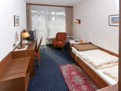Photo for Single Room Category A - Hotel-Garni Hauswiesenweg