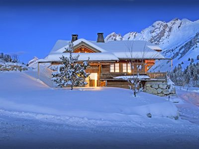 Photo for Enjoy snow time and spa time at this luxurious 5 star lodge - SnowLodge
