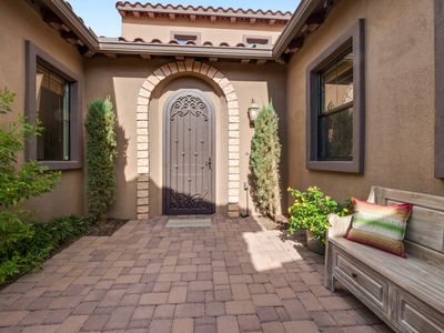 Photo for Luxury Scottsdale Villa FULLY FURNISHED VACATION RENTAL is not to be missed