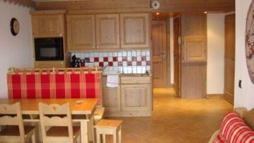 Cozy apartment in a residence with quality services (swimming pool, sauna ...) - door Access to Paradiski Vallandry / Les Arcs