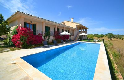 Photo for Holiday home Porto Cristo for 8 people with 4 bedrooms - Holiday home